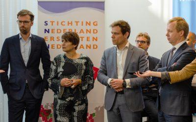 Veel Tweede Kamerleden bij persconferentie SNBN