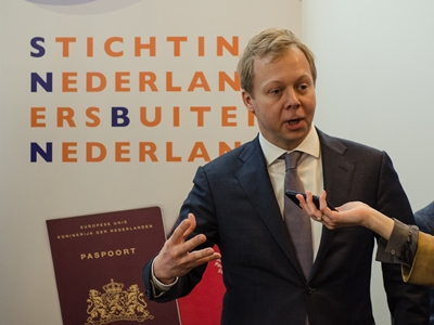 Kamerleden willen graag input Nederlanders buiten Nederland