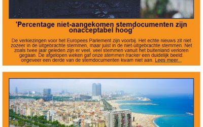 SNBN Nieuwsbrief 28 mei 2019