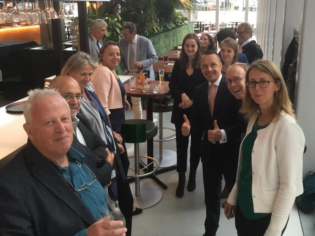 SNBN en partners in Den Haag