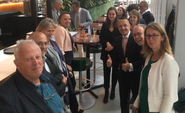 SNBN en partners in Den Haag