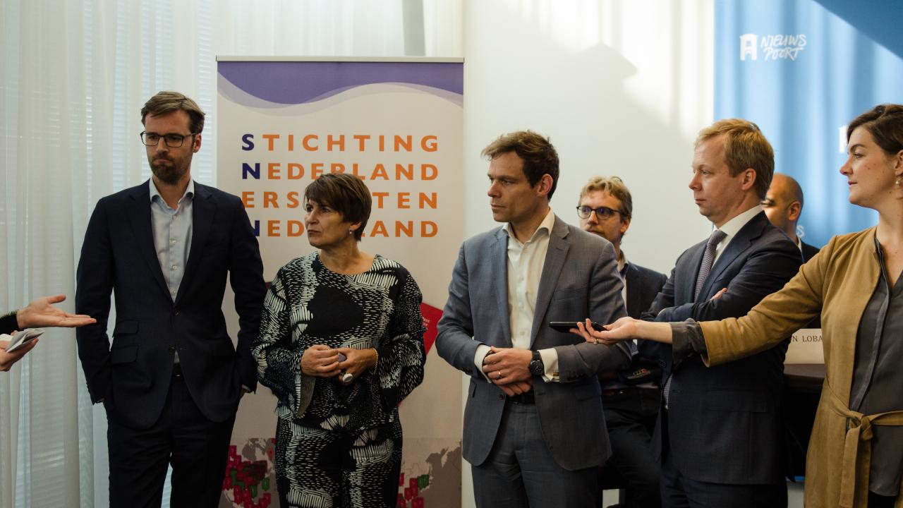 Stichting Nederlanders Buiten Nederland behartigt uw belangen in het buitenland