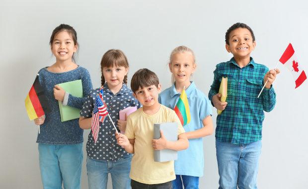 Nederlands onderwijs in het buitenland voor kinderen