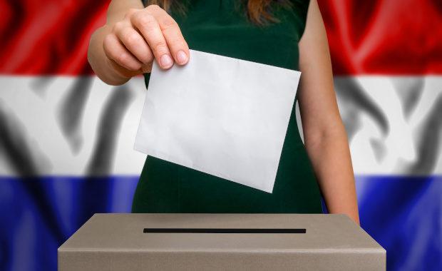 Stemmen vanuit het buitenland